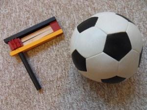 Fußball und Ratsche