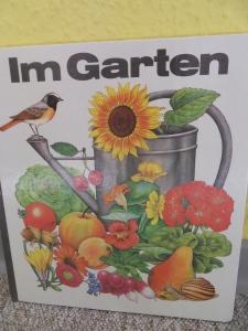 Buch: Im Garten