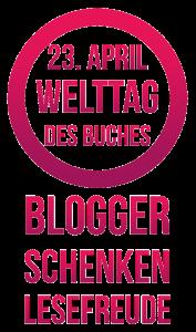Logo Blogger schenken Lesefreude 2015